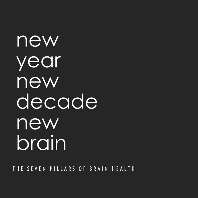 New year, new decade, new brain