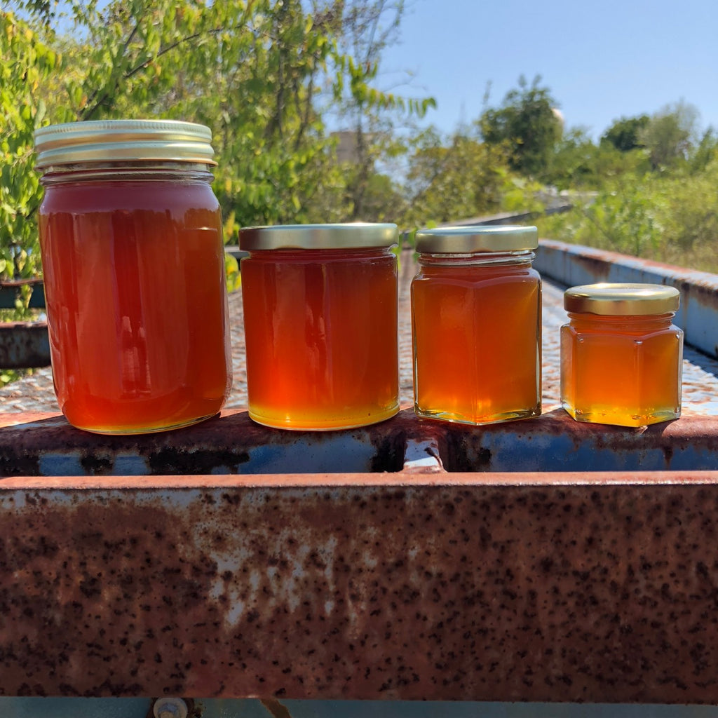 Local Texas Wild Honey