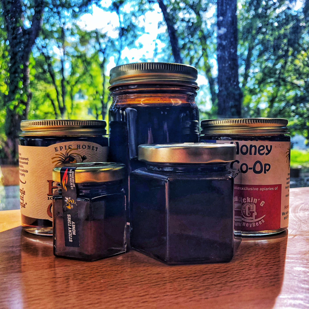 Grab Bag Raw Honey