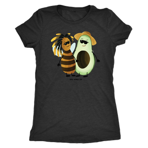 Epic Avocado Honey T-Shirt - Women's
