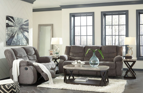 98606 Tulen Gray Recliners By Ashley