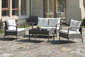 4 PCS PATIO OUTDOOR  SET P50243