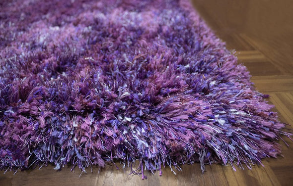 Romance Shaggy Fluffy -- Purple