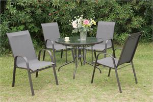 5 PCS PATIO TABLE SET 203