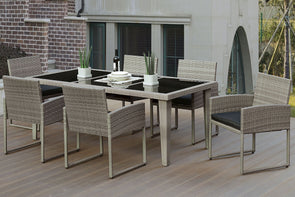 7 PCS PATIO TABLE SET 274