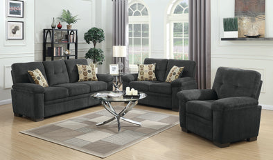 Fairbairn Sofa with Casual Style 506584 by Coaster