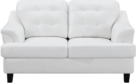 Freeport 508634 Sofa Living Room Set in White by Coaster