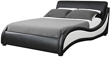300170 Niguel Upholstered Platform Bed