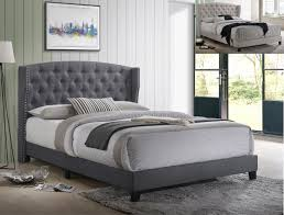 5266GY ROSEMARY BED GREY