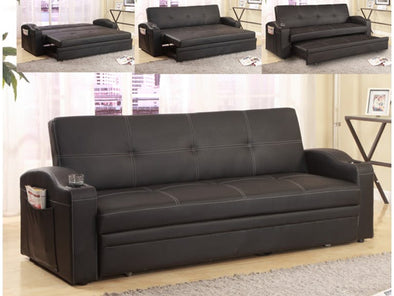 FUTON 5310 Sofa Pull-out bed