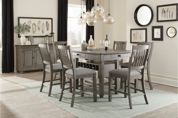 5627GY-36 Dining-Granby Collection