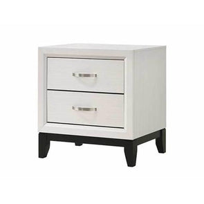 Nightstand B4610 Akerson  CHALK BEDROOM GROUP
