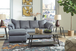 Darcy Sofa Chaise By Ashley