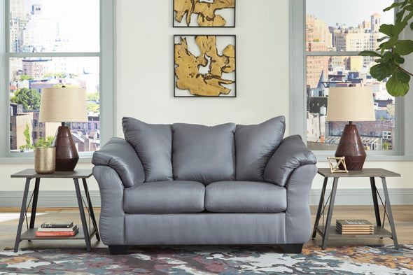 75009 DARCY LOVE SEAT By Ashley
