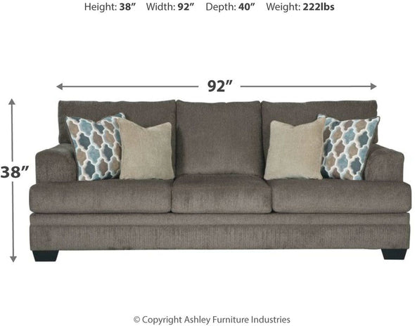 7720439 Dorsten Queen Sofa Sleeper by Ashley