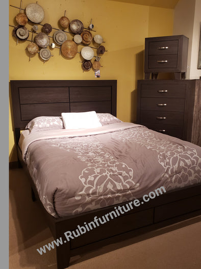 B9300 HOPKINS BEDROOM GROUP 3 Pcs