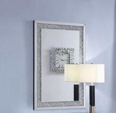 97573 Noralie Wall Decor, Faux Diamonds