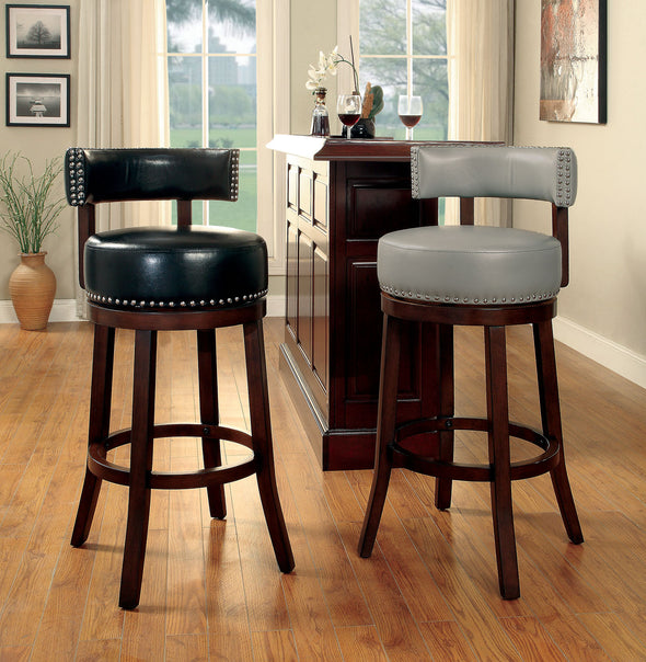 "SHIRLEY 25"" BAR STOOL (2/BOX)     