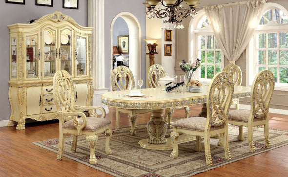 Copy of WYNDMERE DINING TABLE     |     CM3186WH-T