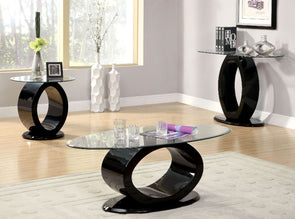 LODIA III COFFEE TABLE     |     CM4825BK-C