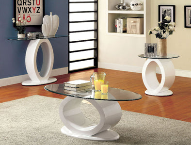 LODIA III COFFEE TABLE     |     CM4825WH-C