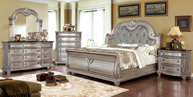 Fromberg Bed   CM7670CPN CHAMPAGNE