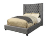 Mirabelle Bed  CM7679 Grey