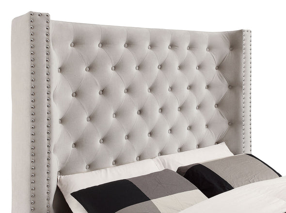 Mirabelle Bed  CM7679 Ivory