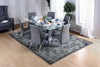 GLENVIEW I DINING TABLE, GRAY     |     CM8372GY-T