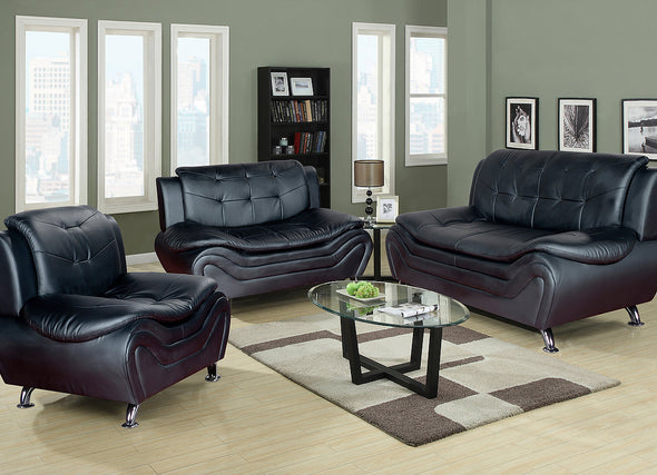 Sofa and Love Set F4502