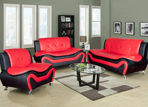 Sofa and Love Set F4503