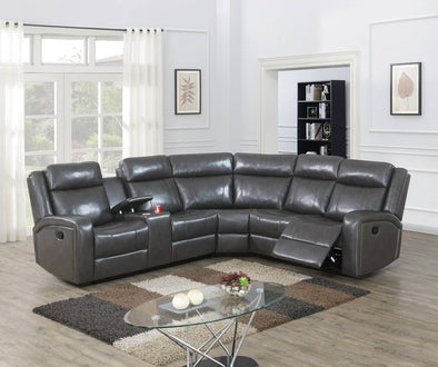 3-PC POWER RECLINING SECTIONAL - F86627