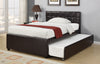 BED FRAME W/ TRUNDLE F9215
