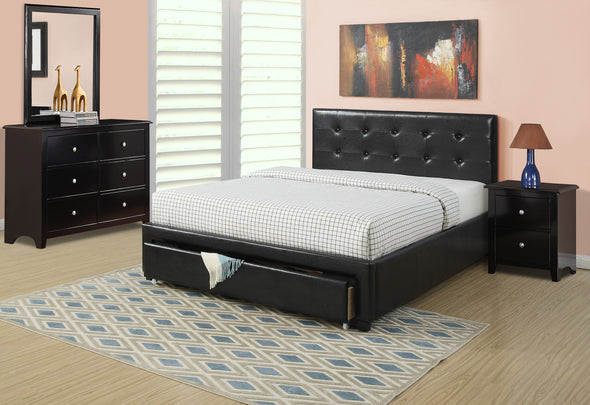 BEDROOM SET f9313 4 Pcs