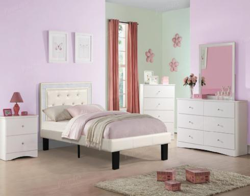 BEDROOM SET f9374 4 pcs