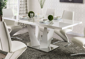ZAIN DINING SET 7 PCS    |     FOA3742