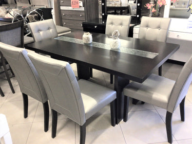 RD-2200  Dining Set Silver