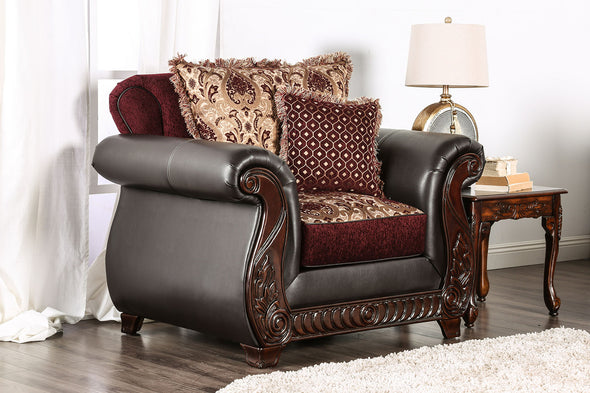 FRANKLIN LOVE SEAT     |     SM6107N