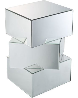80272 Meria End Table Mirrored