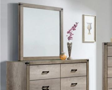 Dresser B3200 Matteo Natural Finish Solid Wood