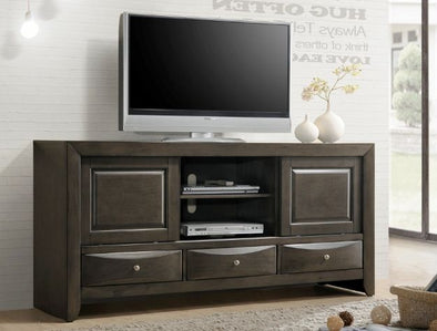EMILY TV STAND GREY B4270-7