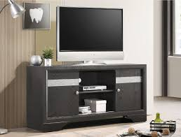 B4650  Regata collection grey finish wood bedroom set with footboard drawers