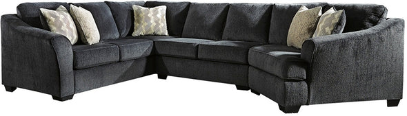 Eltman 41303 3 Piece Sectional By Ashley