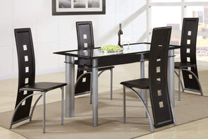 5 Pcs Dining Set F2212 F1274