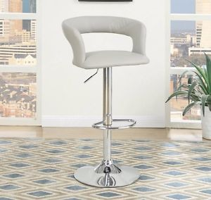 Adjustable Stool f1556 2 Pcs Grey