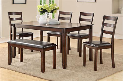 6 Pcs Dining Set F2547