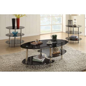 3-Pcs Coffee Table Set  F3054