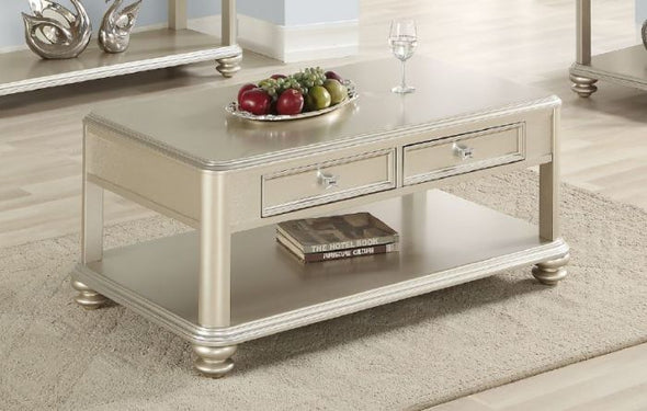 Coffee Table  f6372 w/ drawers