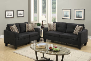 Sofa and Love Seat F6922