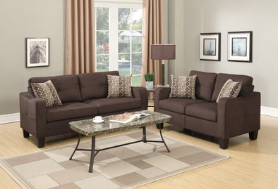 Sofa and Love Seat F6923